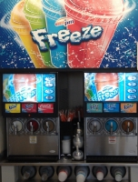 B1A 3- BARREL FROZEN BEVERAGE DISPENSER